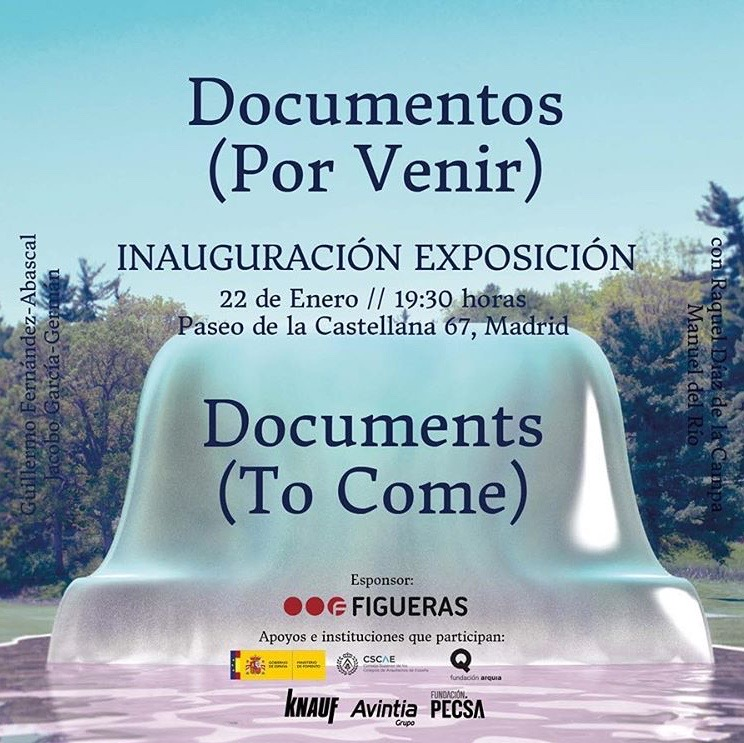 Documents (To Come) exhibition inauguration