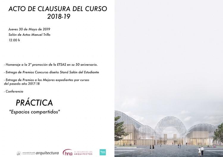 Poster conferencia ETSAS