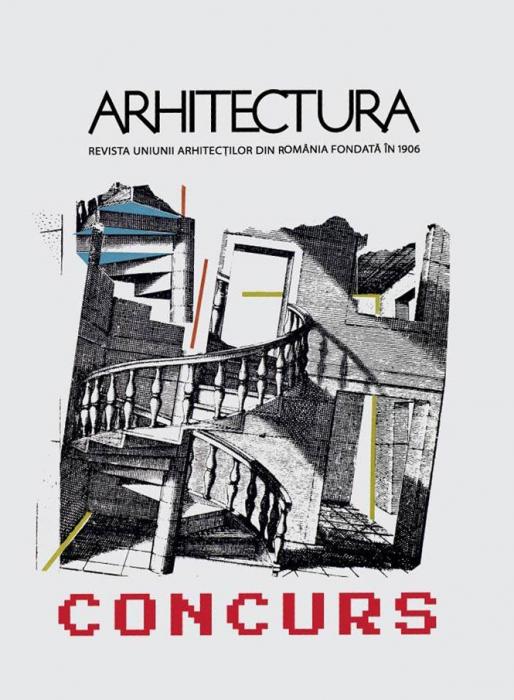 Arhitectura magazine cover