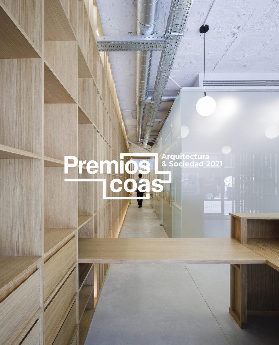 Premios COAS Arquitectura y Sociedad 2021
